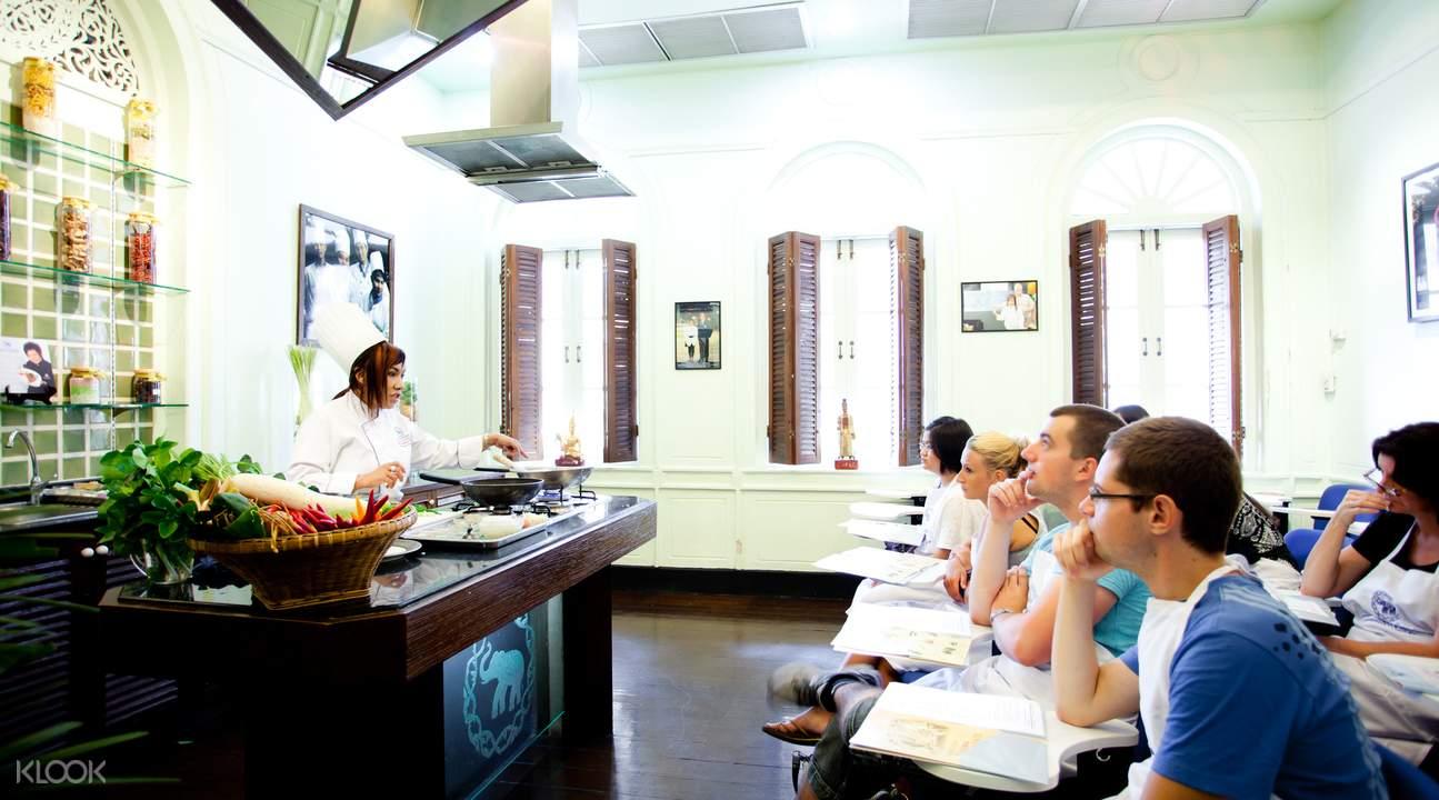 曼谷烹飪班