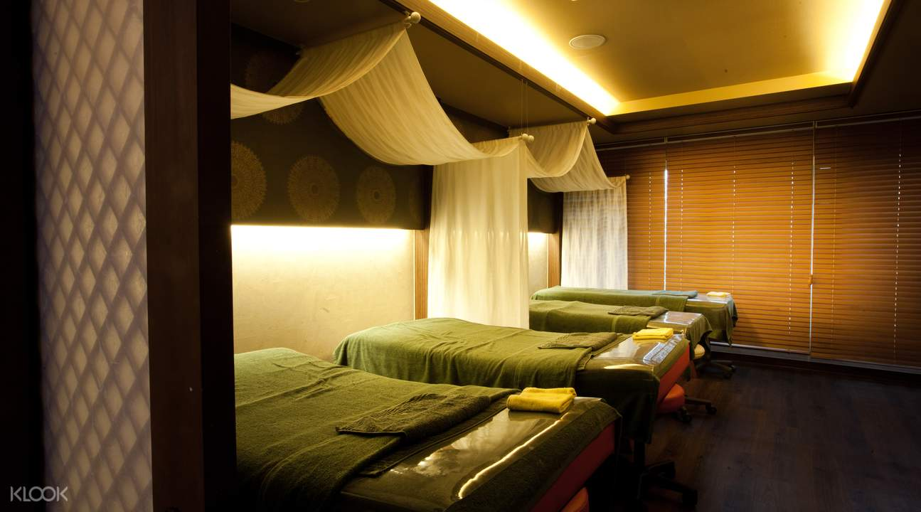 south korea spa packages