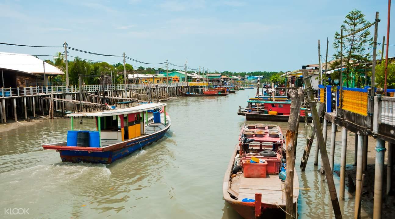 Crab Village Malaysia