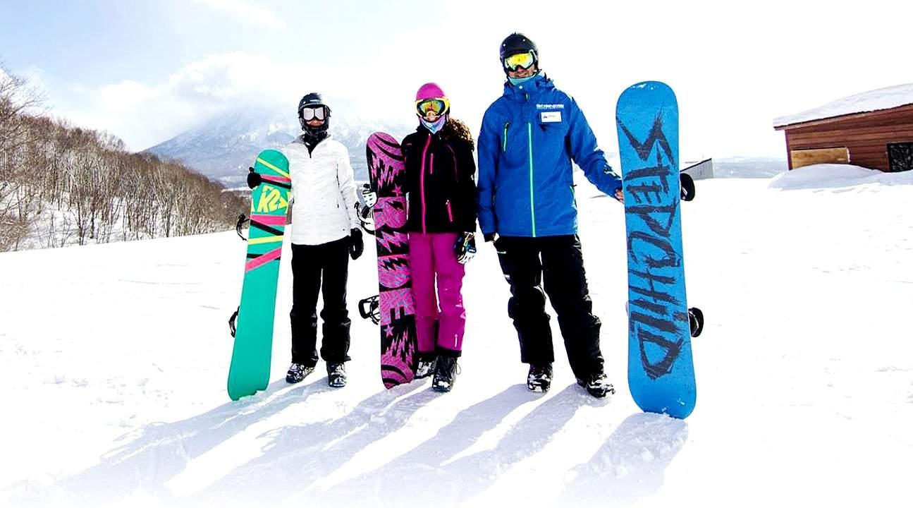 Hokkaido ski lessons
