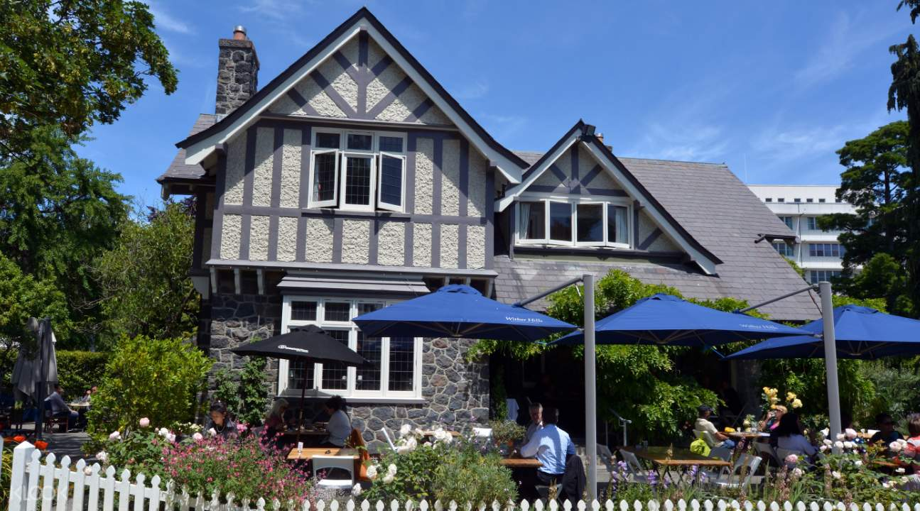 Christchurch Botanic Gardens Curators House