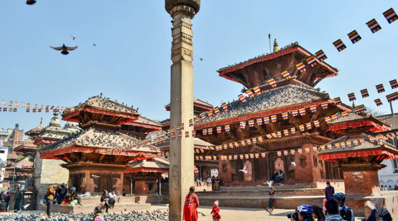 Kathmandu Full Day Exploration