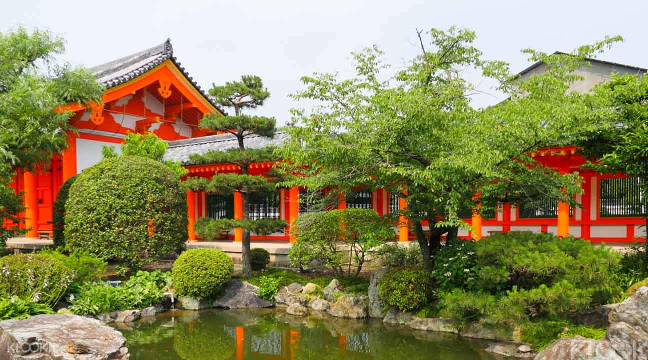 一日京都,古城之旅