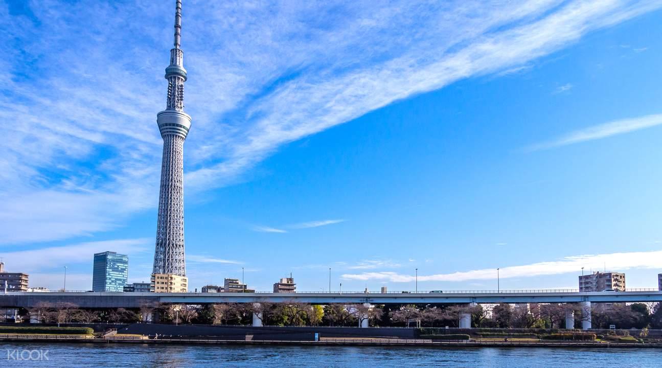 东京晴空塔Skytree