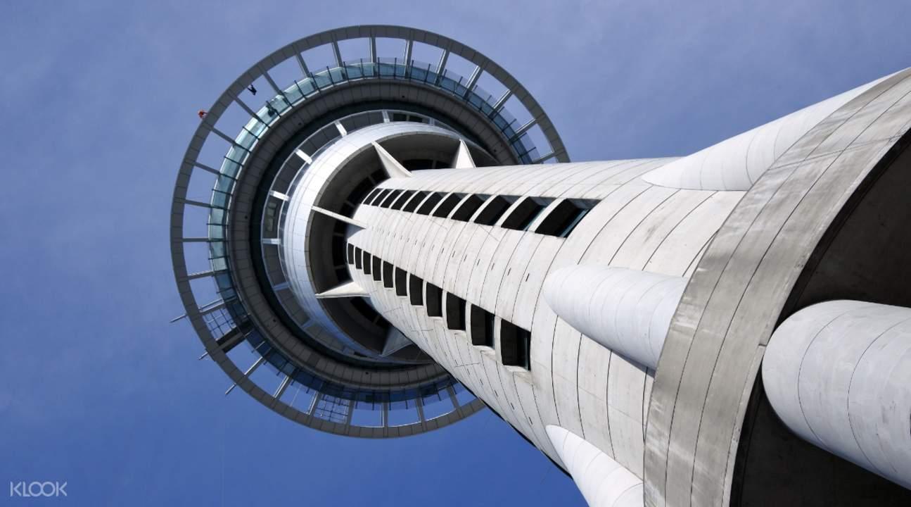 奥克兰天空塔