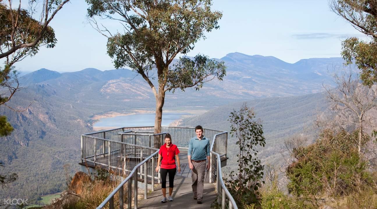格兰屏国家公园剥洛卡瞭望台