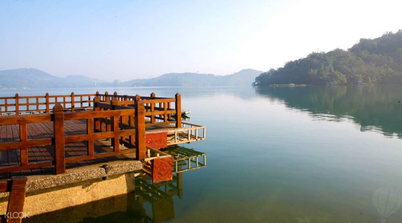 tour đài trung Hồ Nhật Nguyệt