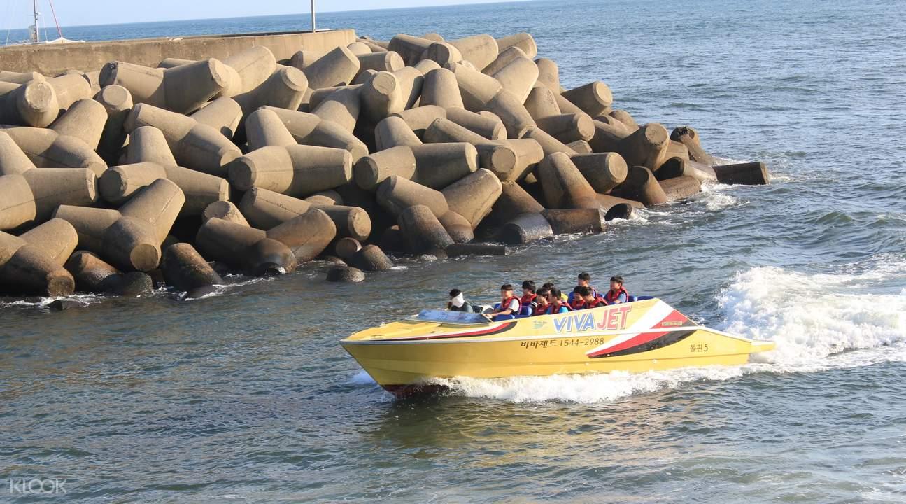 濟州島VIVA噴氣快艇