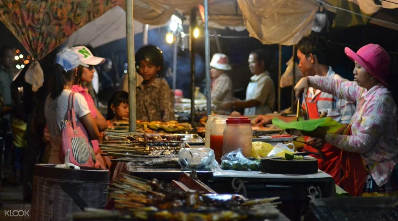 柬埔寨美食