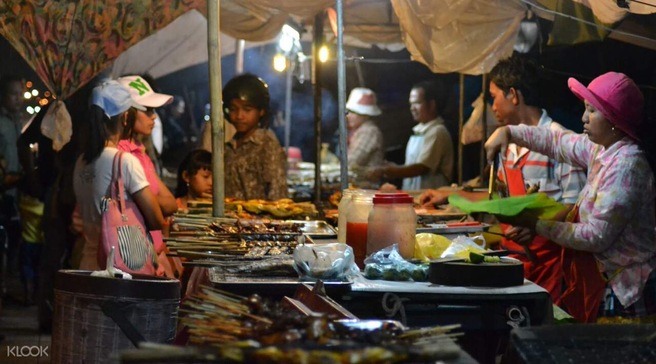 Siem reap food tour