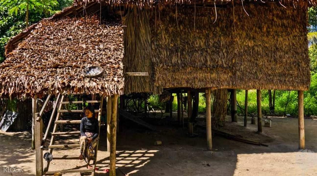 柬埔寨鄉村游