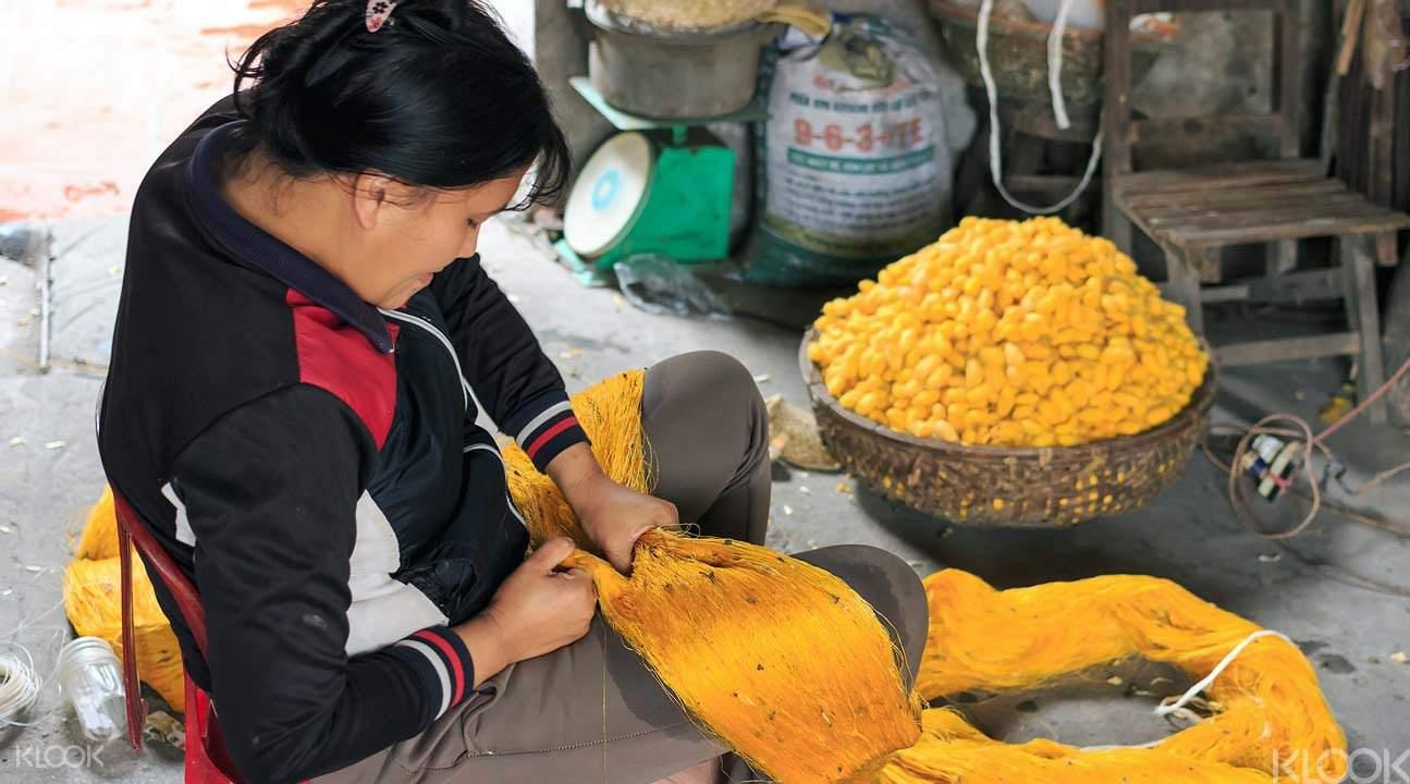Hanoi Silk Village
