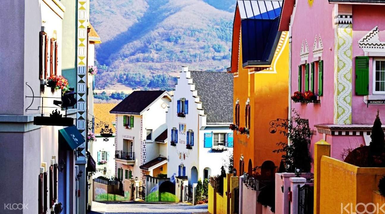 小瑞士及香草岛乐园