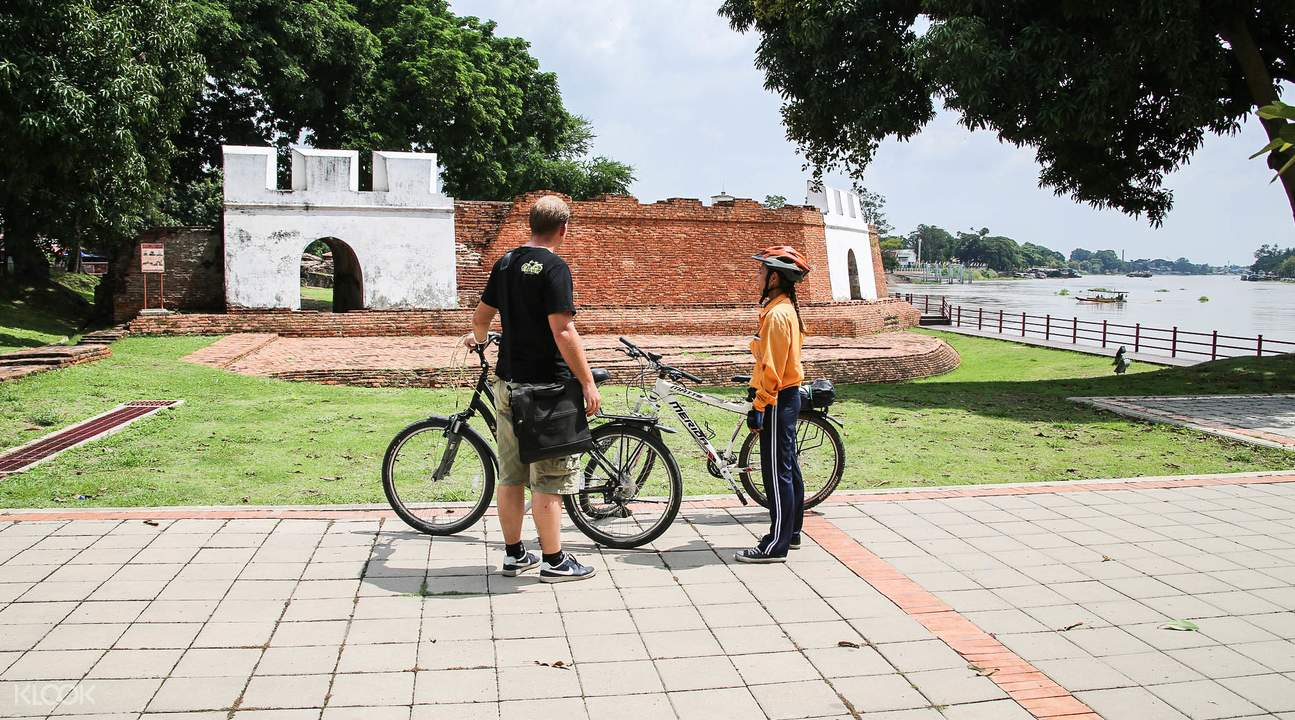 Ayutthaya City Tour