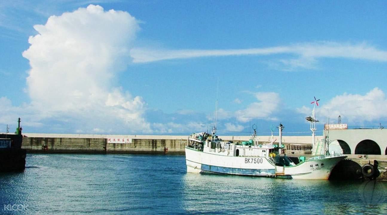 小琉球,蓝色珊瑚岛