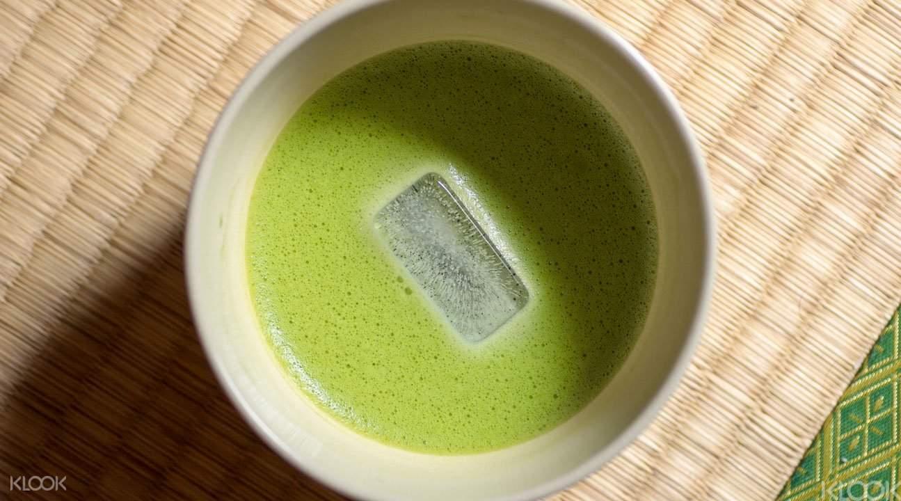 Upacara Minum Hijau Jepang