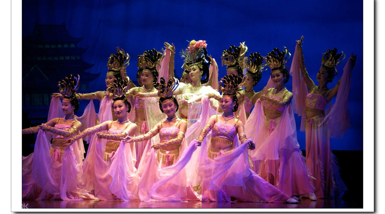 Tang Dynasty Music & Dance Show