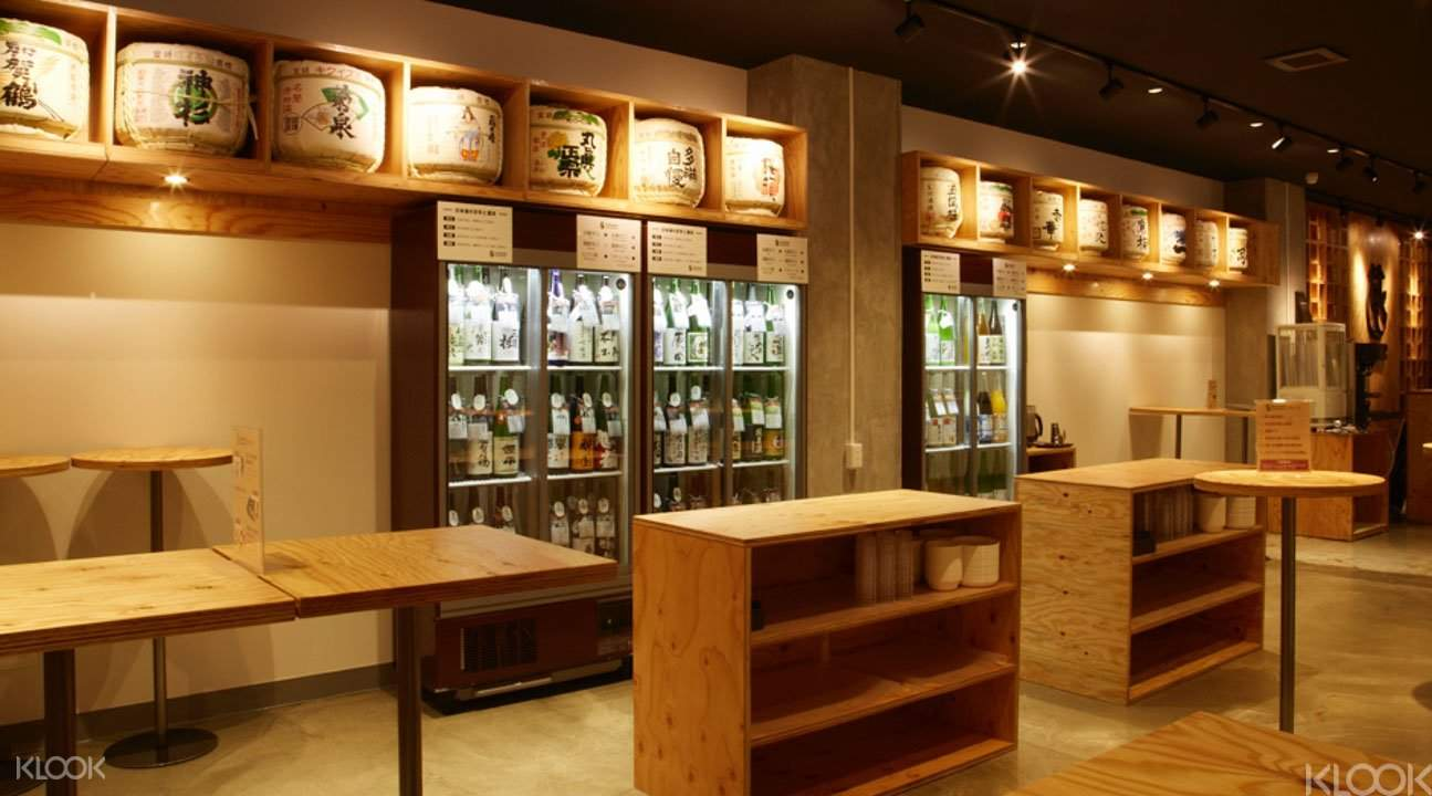 Sake bar Tokyo