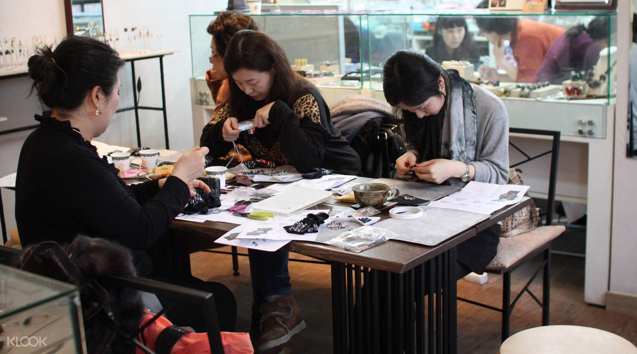 make your own jewelry seoul