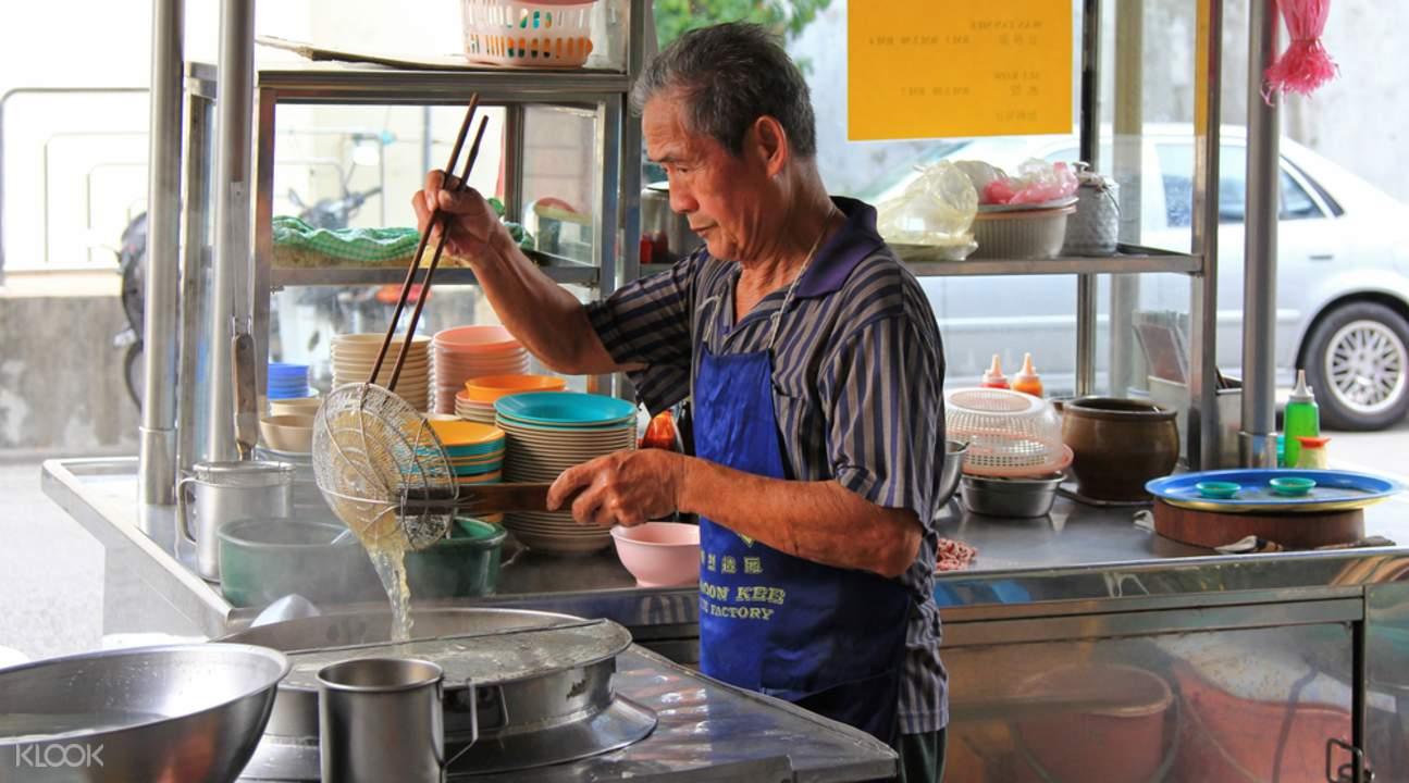 寻找地道马来美食之旅