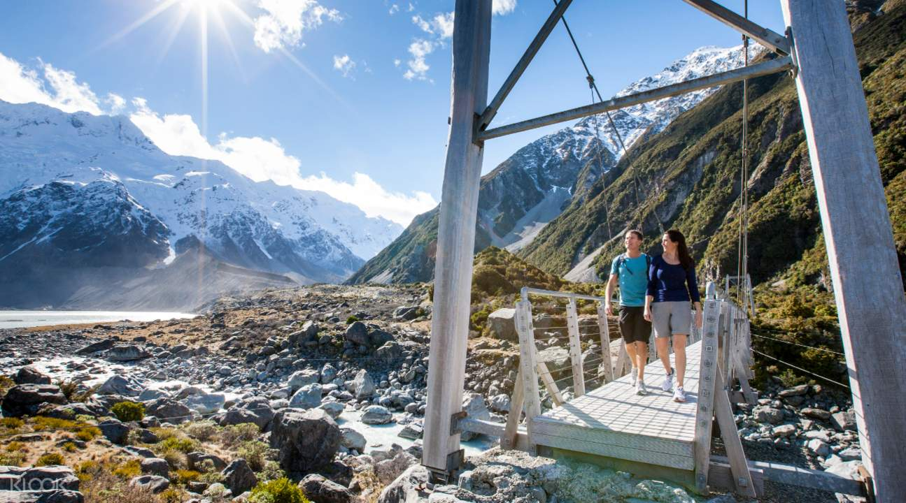 Mount Cook Bridge
