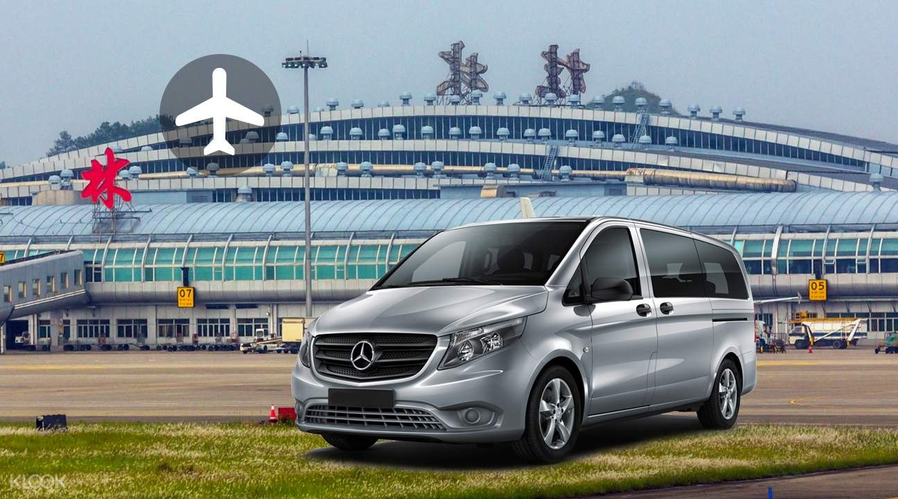 Guilin Airport Transfers