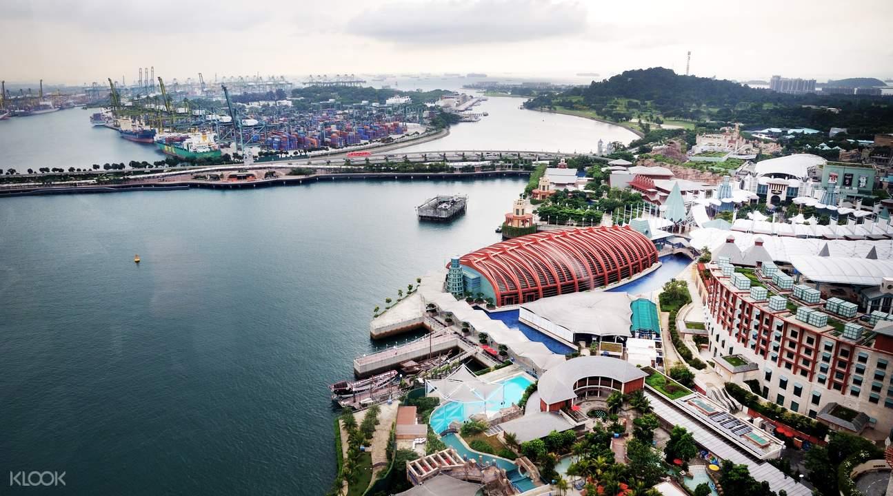 新加坡摩天塔