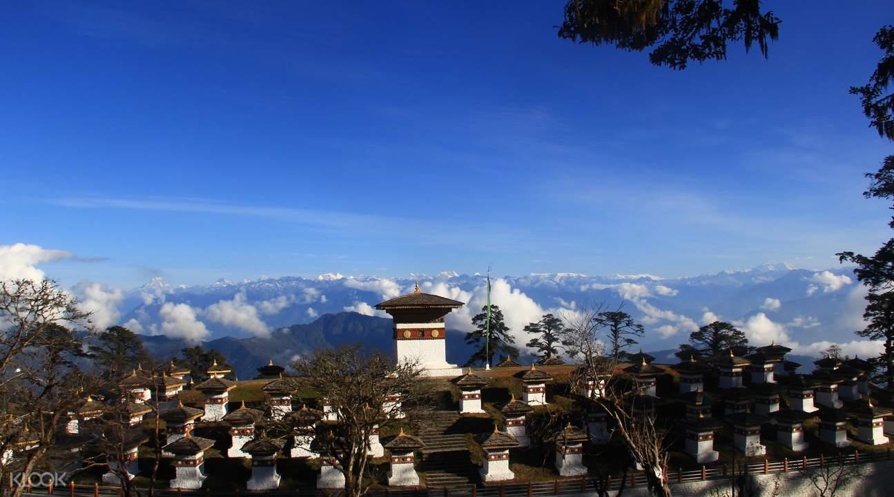 不丹經典徒步路線