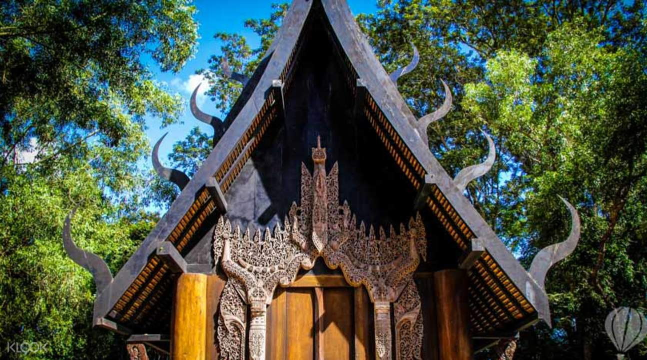 chiang rai black house