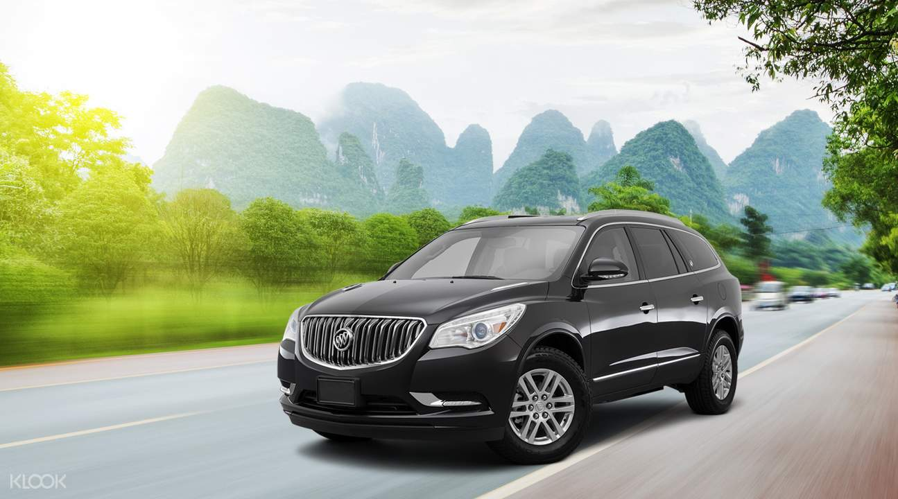Guilin Full Day Car Charter