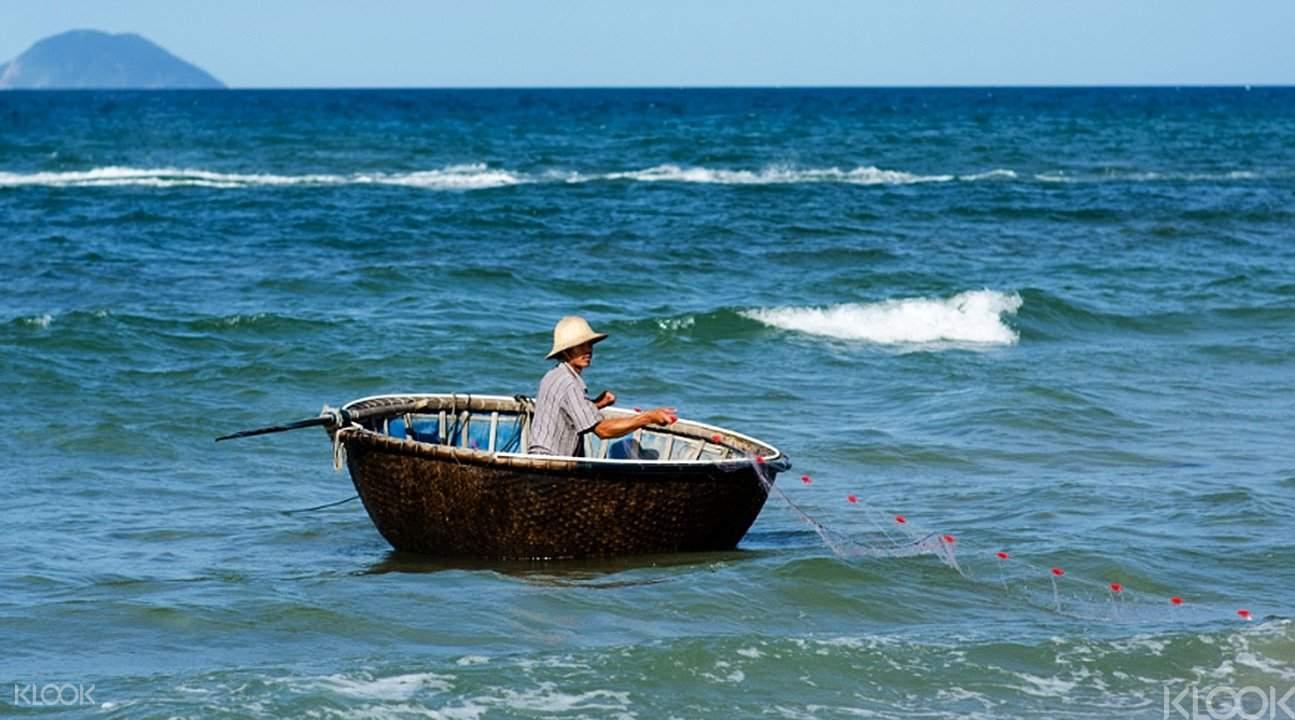 Vietnam paddle boat