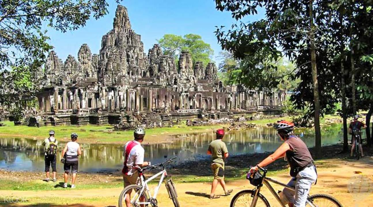 Angkor Wat water system