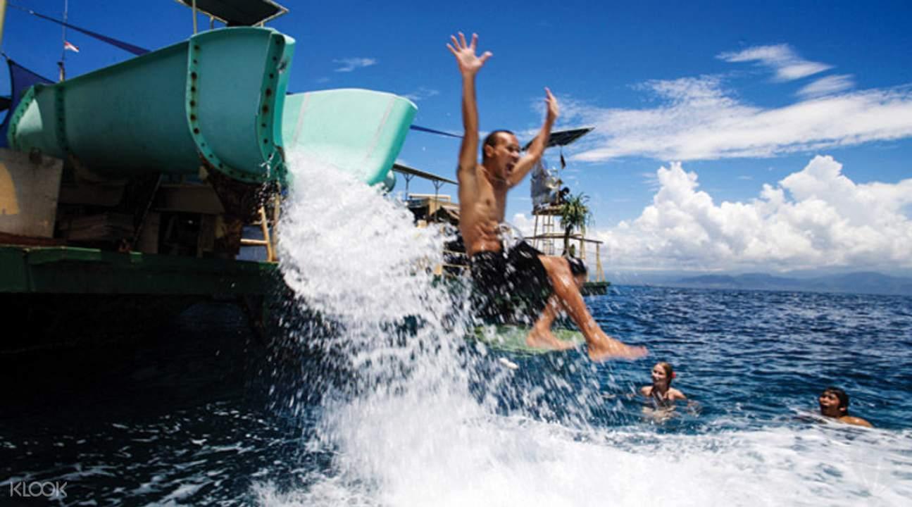 Lembongan Reef Cruise Bali