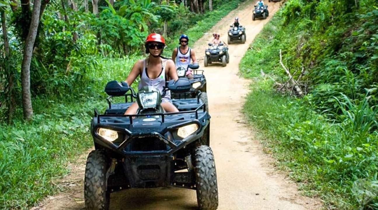 ATV tour Phuket