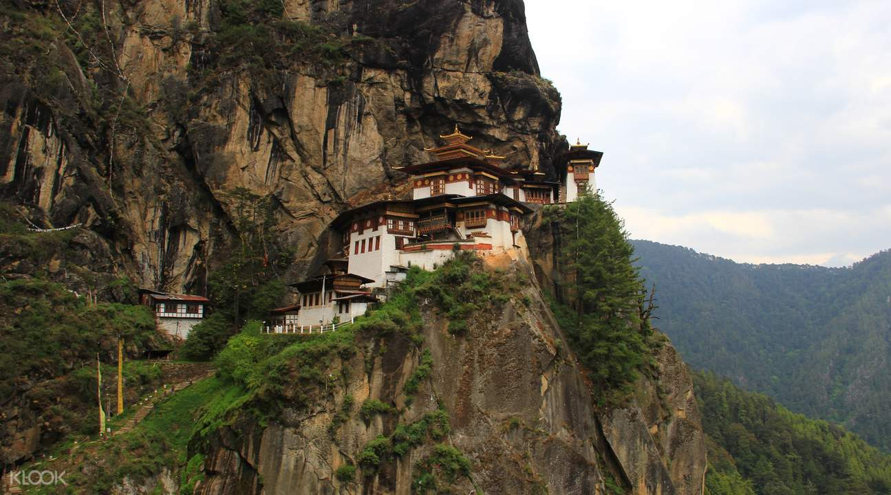 Bhutan fortresses