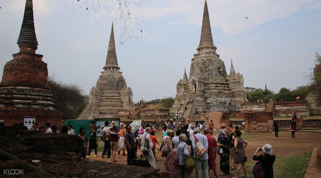 ayutthaya cycling tour