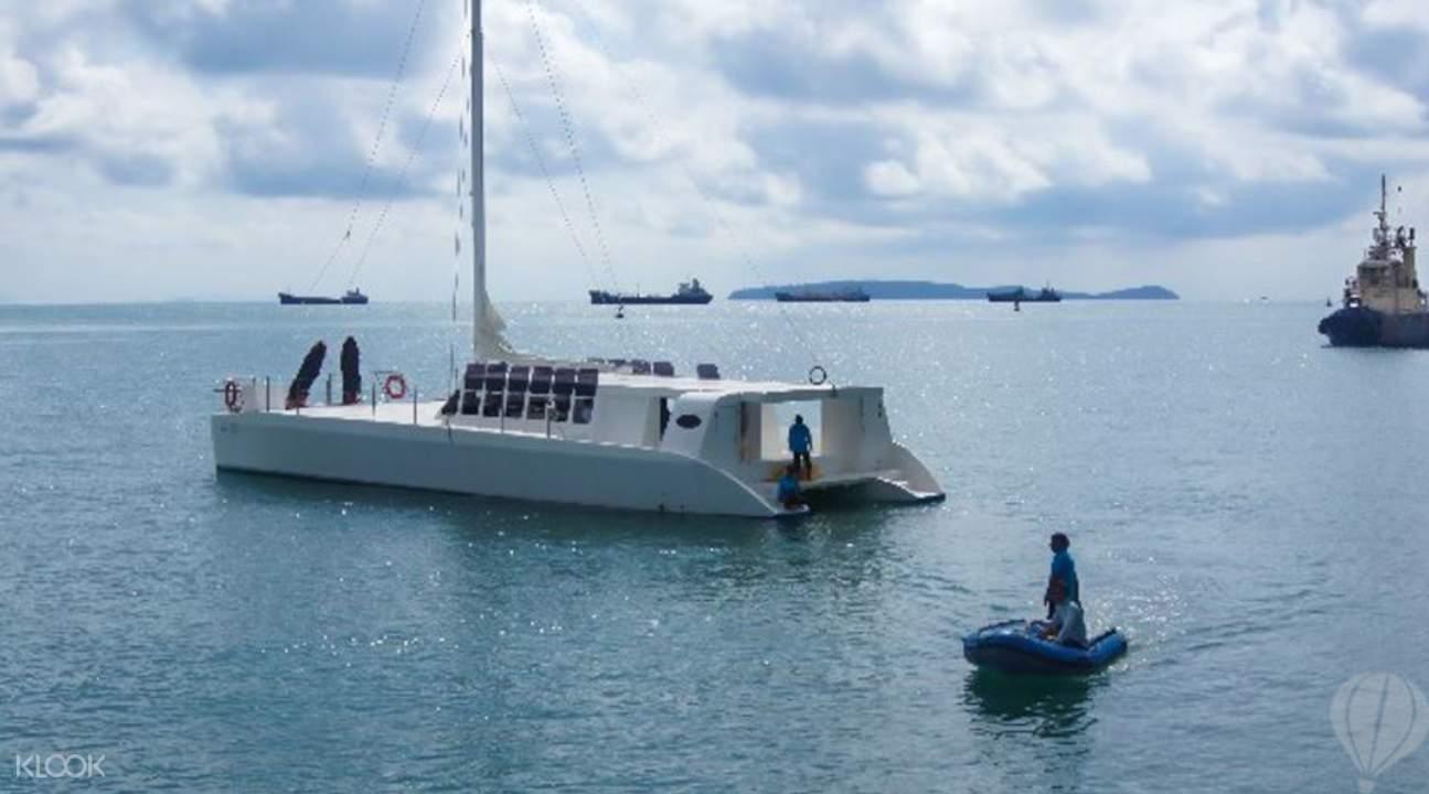 phuket to raya ferry