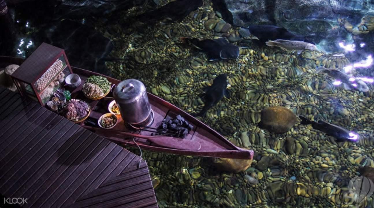 曼谷暹羅海底水世界