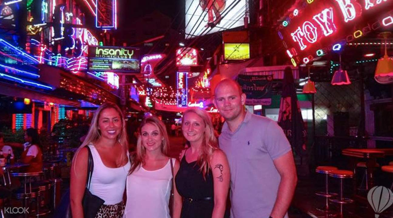 曼谷酒吧游