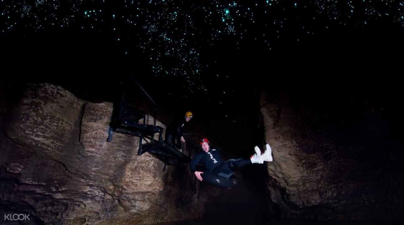 魯阿庫利洞穴瀑布