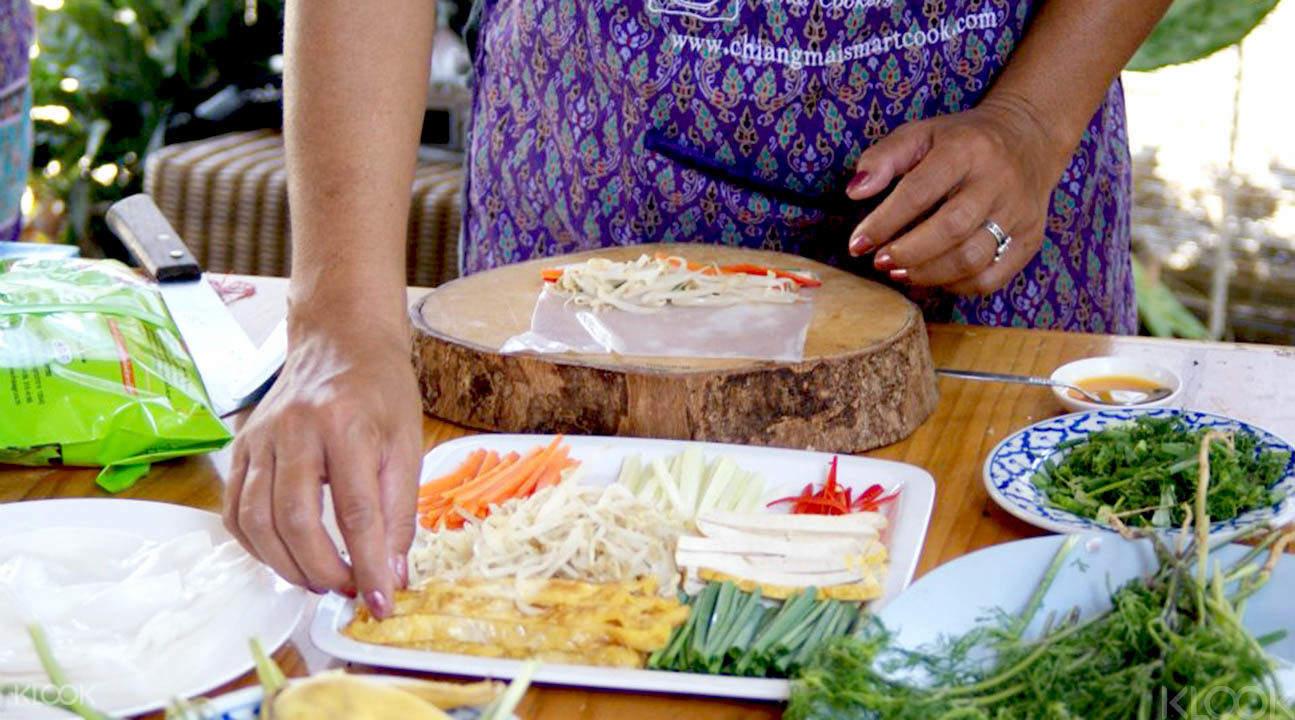 清邁廚藝學校 Asia Scenic Thai Cooking School