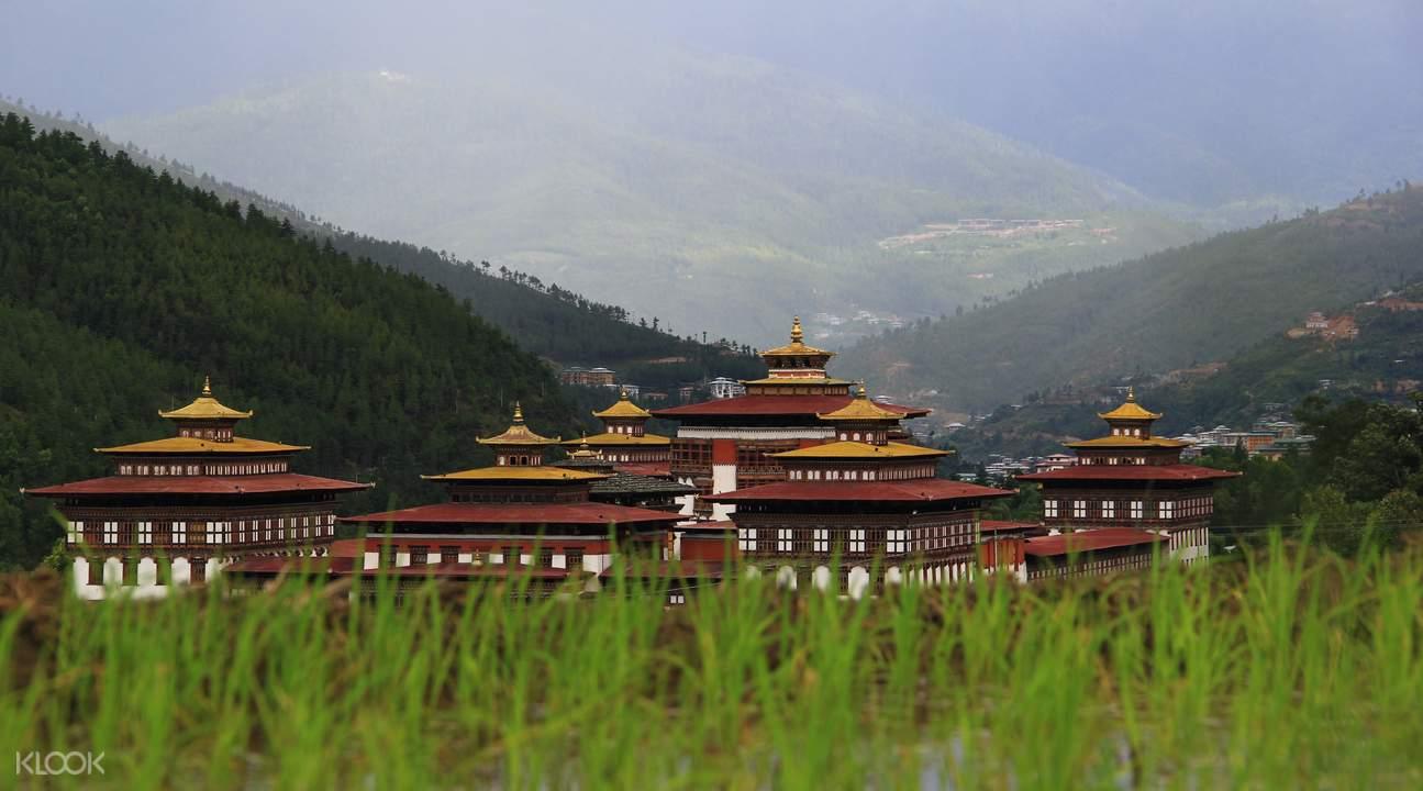 8天7夜 不丹文化苦旅