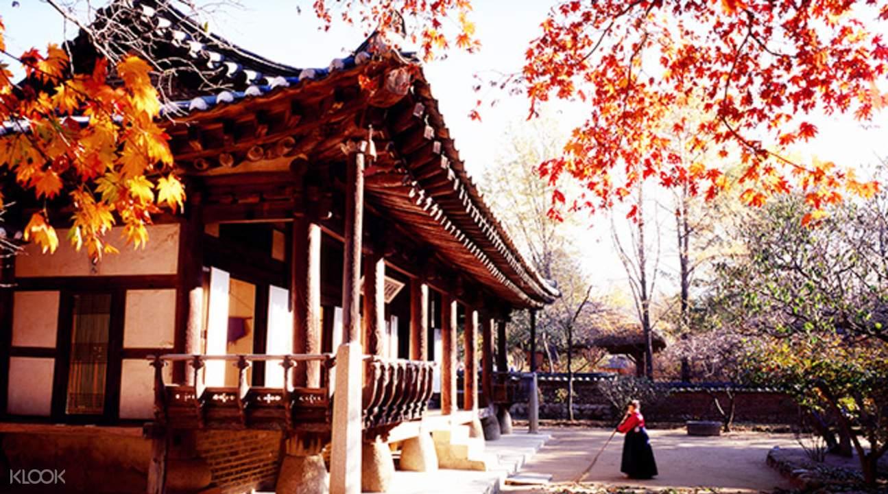 首尔民俗村korean folk village