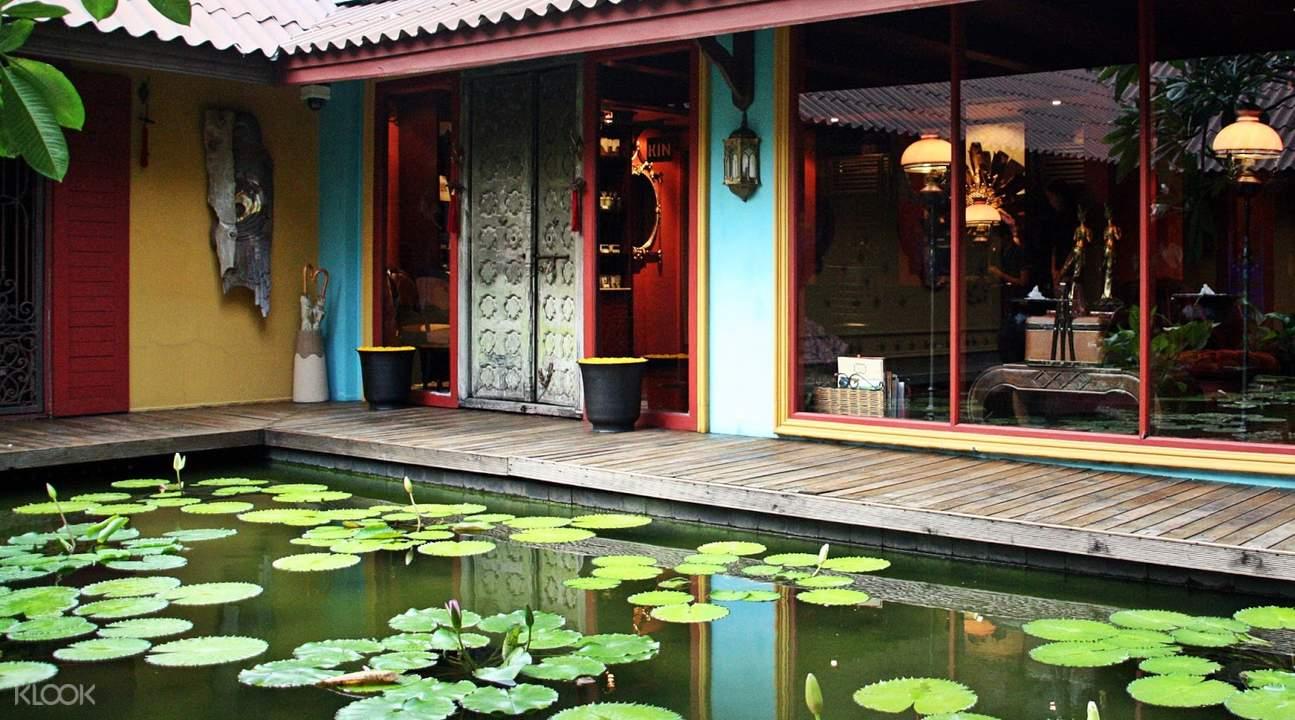 绿洲Spa曼谷