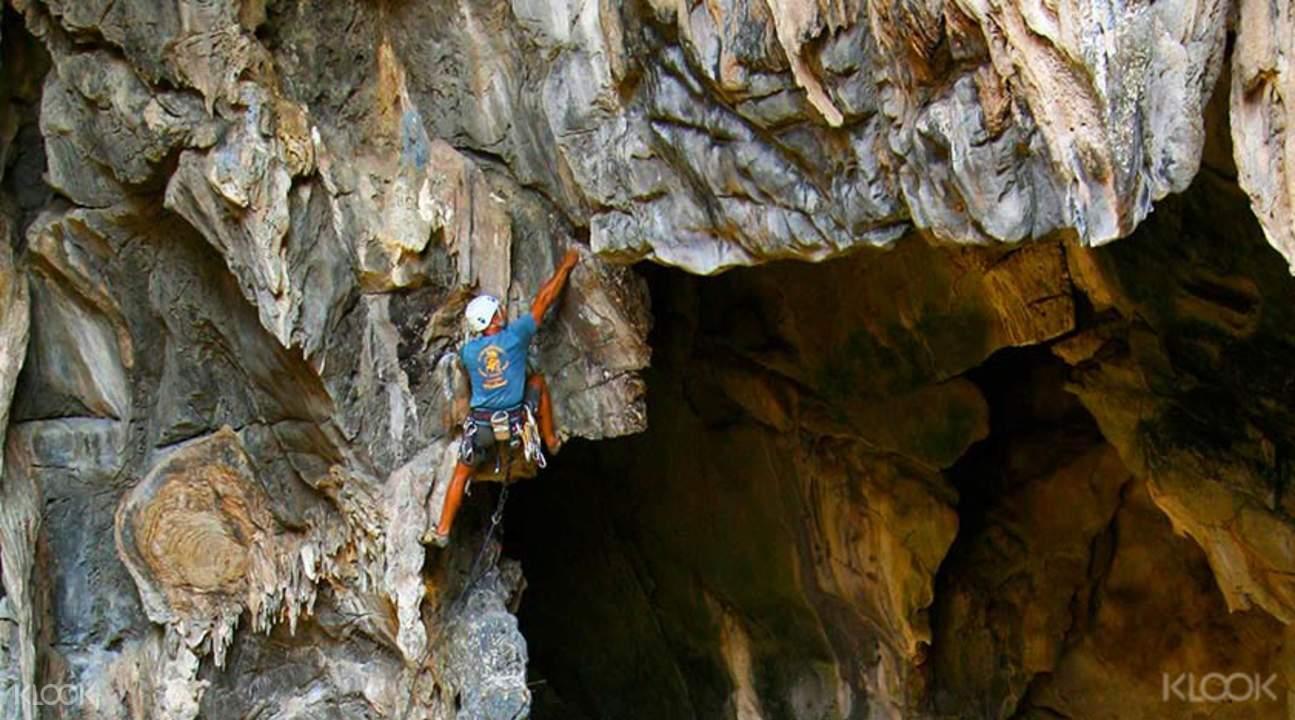 thailand rock climbing