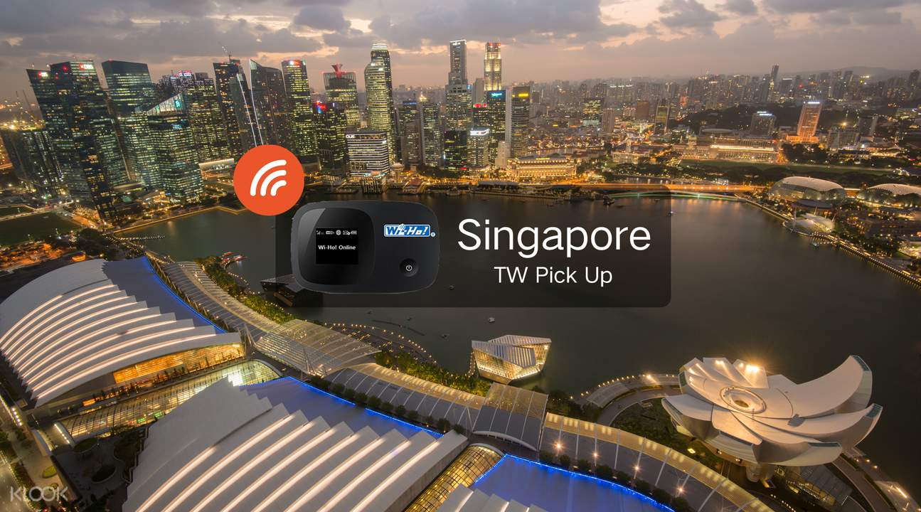 新加坡隨身Wi-Fi1