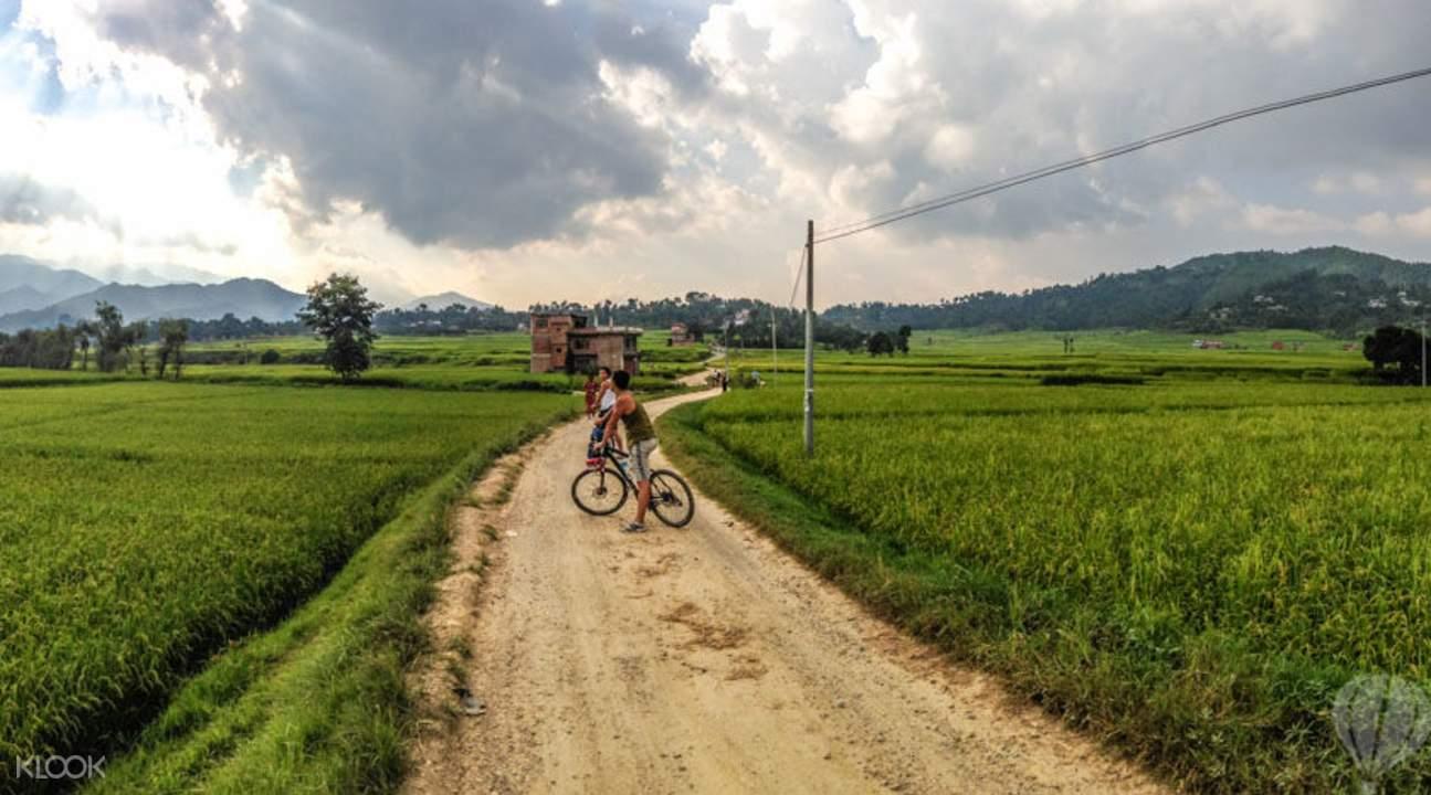 Namobuddha Biking