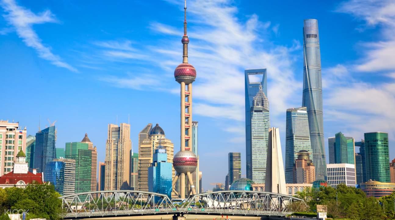 上海包车游览