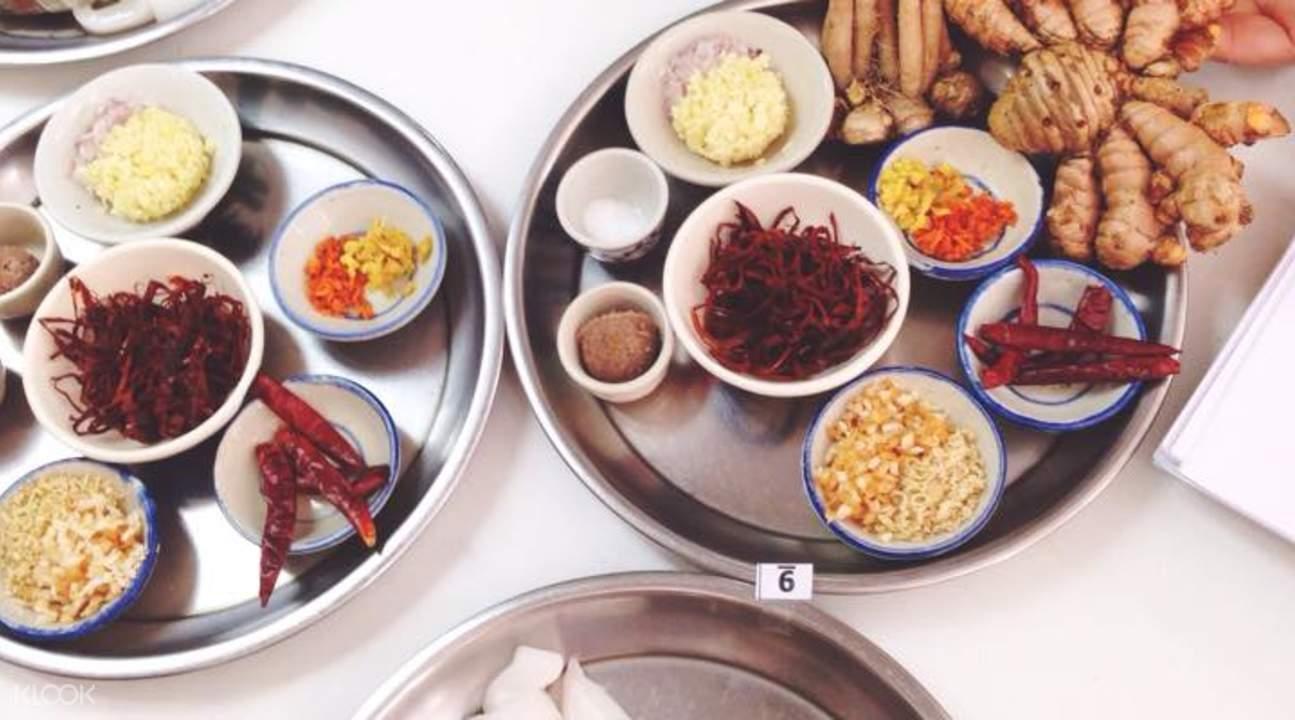 泰式料理课程