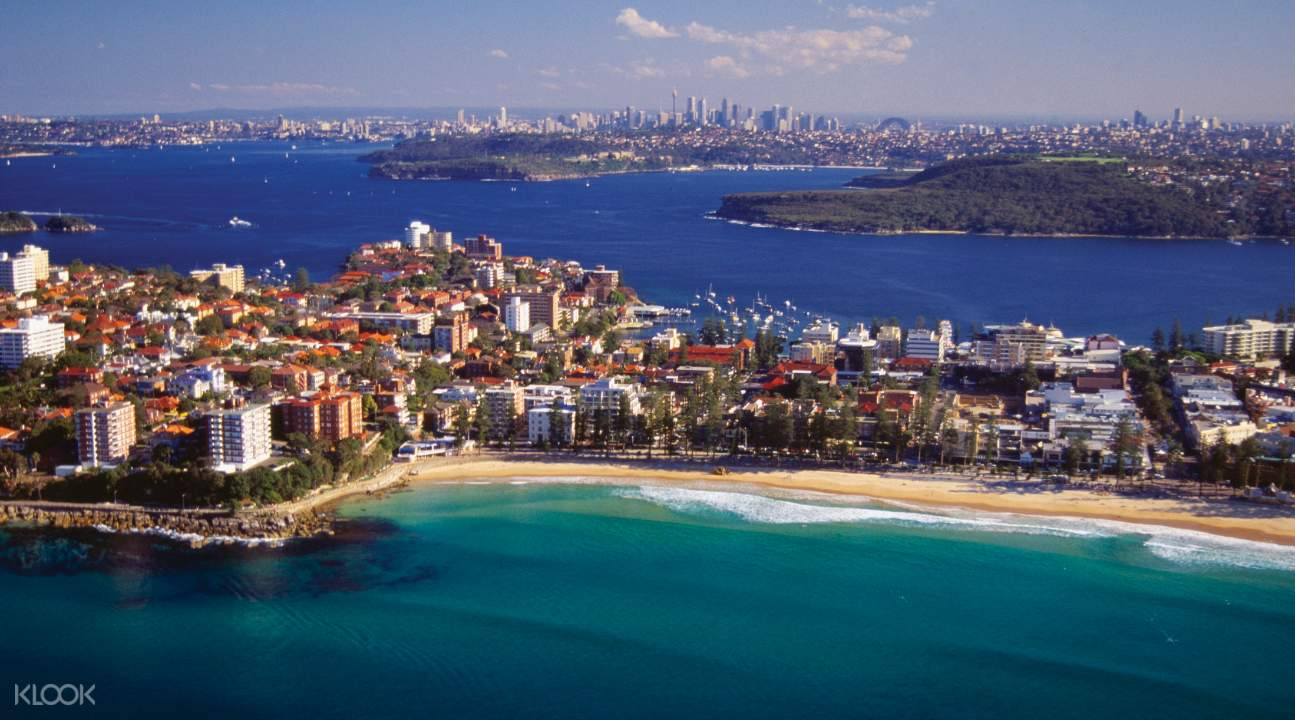 Manly Beach half day tour
